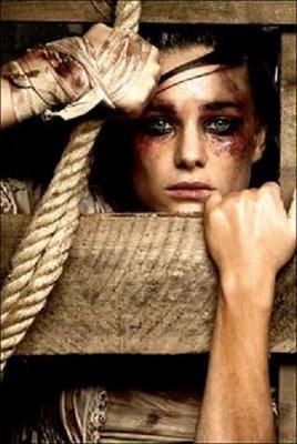 Video de chica maltratada