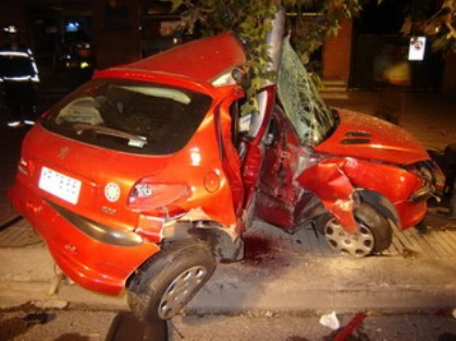 foto accidente transito:
