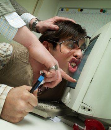 Mobbing el acoso psicol gico en el trabajo psicolog a for La oficina caracteristicas